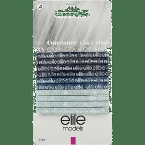 Buy Elite Models (France) Fashion Ponytail Hair Rubber Bands (10 pc Set) - Multi - Nykaa