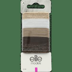 Buy Elite Models (France) Fashion Ponytail Hair Rubber Bands (30 pc Set) - Multi - Nykaa