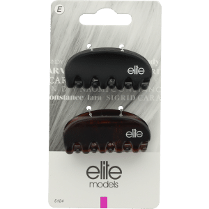 Buy Elite Models (France) Fashion Mini Butterfly Hair Clips (2 pc Set) - Multi - Nykaa