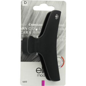 Buy Elite Models (France) Butterfly Hair Accessory Claw Clip - Matte Black - Nykaa