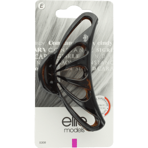 Buy Elite Models (France) Butterfly Hair Accessory Claw Clip - Brown - Nykaa
