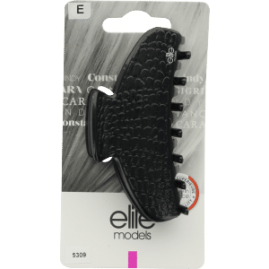 Buy Elite Models (France) Butterfly Hair Accessory Claw Clip - Black - Nykaa