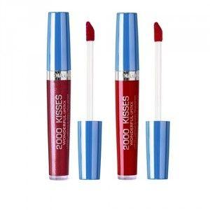 Buy Diana Of London 2000 Kisses Lipstick - 35 Crimson Red + 42 Loyal To You - Nykaa