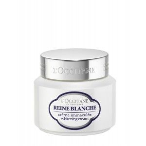 Buy L'Occitane Reine Blanche Whitening Cream - Nykaa