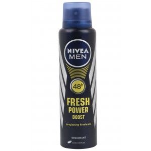 Buy Nivea Fresh Power Boost Deodorant  - Nykaa