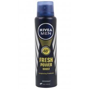 Buy Nivea Fresh Power Boost Deodorant  - Nykaa