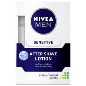 Buy Nivea Men Sensitive After Shave Lotion (Rs. 20 off) - Nykaa