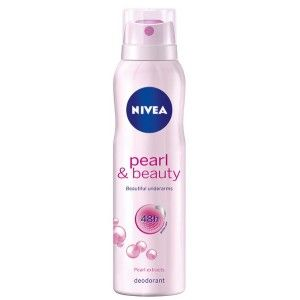 Buy Nivea Pearl & Beauty Deodorant - Nykaa