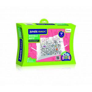 Buy Jungle Magic Doodle Artz Sports - Nykaa