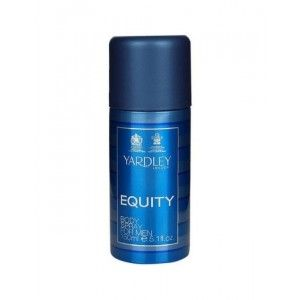 Buy Yardley Equity Men Body Spray for Men - Nykaa