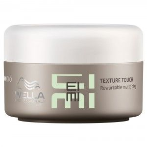 Buy Wella Professionals EIMI Texture Touch Reworkable Matte Clay - Nykaa