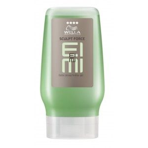 Buy Wella Professionals EIMI Sculpt Force Extra Strong Flubber Gel - Nykaa