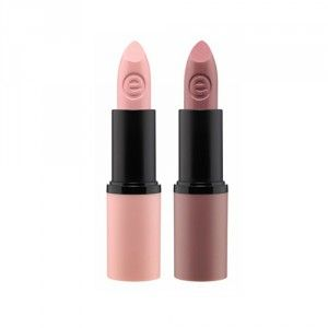 Buy Essence Longlasting Lipstick Nude - 01 Wearing Only A Smile + 03 Come Naturally - Nykaa