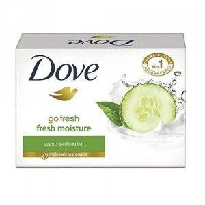 Buy Dove Go Fresh Moisture Bathing Bar (3*75Gm) - Nykaa