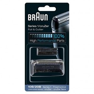 Buy Braun 10B Replacement Head - Black - Nykaa