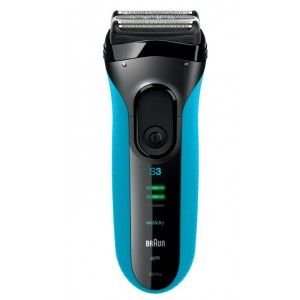 Buy Braun Series 3 3040 Rechargeable Wet & Dry Electric Foil Shaver  - Nykaa