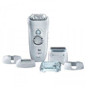 Buy Braun Silk - Epil 7 7-561 Wet & Dry Cordless Epilator - Nykaa