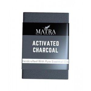 Buy Matra Activated Charcoal Soap - Nykaa