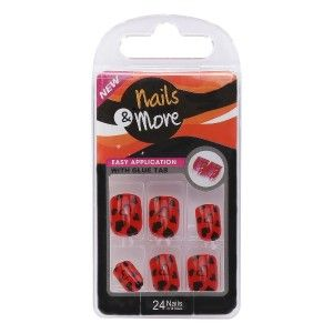 Buy Nails&More Press On Nails Sen37 - Nykaa
