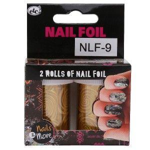 Buy Nails&More NLA-9 Nail Foils - Nykaa