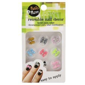 Buy Nails&More Nla-2 3d (9Pc) - Nykaa