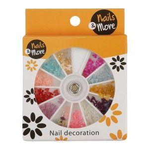 Buy Nails&More Nla-4 Nail Art Glitter Wheel - Nykaa