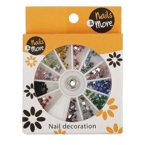 Buy Nails&More Nla-20 Nail Art Wheel - Nykaa