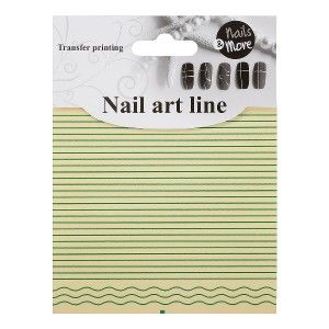 Buy Nails&More Nll-1 12 Lines - Nykaa