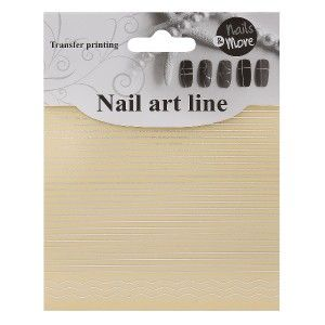 Buy Nails&More Nll-4 12 Lines - Nykaa