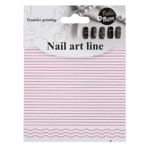 Buy Nails&More Nll-8 12 Lines - Nykaa