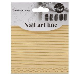 Buy Nails&More Nll-10 12 Lines - Nykaa