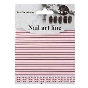 Buy Nails&More Nll-12 12 Lines - Nykaa