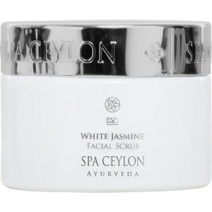 Buy Spa Ceylon Luxury Ayurveda White Jasmine Facial Scrub - Nykaa