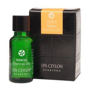 Buy Spa Ceylon Luxury Ayurveda Neroli - Essential Oil With Box - Nykaa