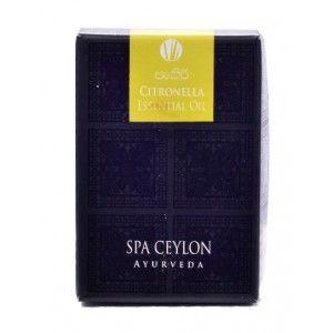 Buy Spa Ceylon Luxury Ayurveda Citronella - Essential Oil With Box - Nykaa