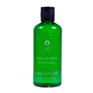 Buy Spa Ceylon Luxury Ayurveda Ginger Spice Bath & Shower Gel  - Nykaa