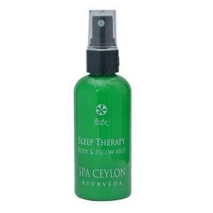 Buy Spa Ceylon Luxury Ayurveda Sleep Therapy Body & Pillow Mist - Nykaa