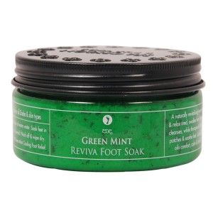 Buy Spa Ceylon Luxury Ayurveda Green Mint Reviva Foot Soak - Nykaa