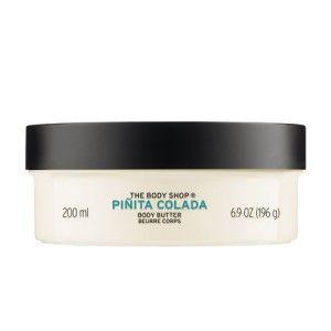 Buy The Body Shop Pinita Colada Body Butter - Nykaa