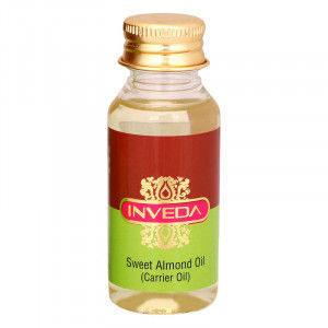 Buy Inveda Sweet Almond Oil  - Nykaa