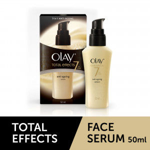 Buy Olay Total Effects 7 In One Anti-AgeingSmoothing Serum - Nykaa