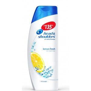 Buy Head & Shoulders Anti Dandruff Lemon Fresh Shampoo - Nykaa