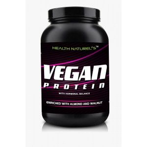 Buy Health Naturel's VEGAN Protein With Hormonal Balance - Nykaa