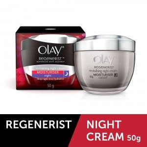 Buy Olay Regenerist Advanced Anti-Ageing Revitalizing Night Skin Cream (Moisturier) 50  Gm - Nykaa