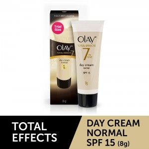 Buy Olay Total Effects 7 In One Day Cream Normal SPF 15 (Trial Size) 8gm  - Nykaa