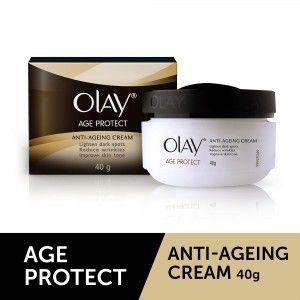 Buy Olay Age Protect Anti-Ageing Cream - Nykaa