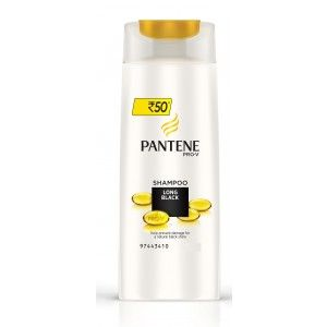 Buy Pantene Pro-V Long Black Shampoo - Nykaa