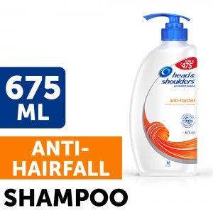 Buy Head & Shoulders Anti Hair Fall Shampoo - Nykaa