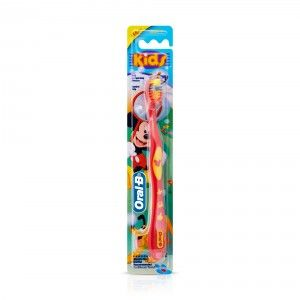 Buy Oral-B Kids Soft Toothbrush - Nykaa