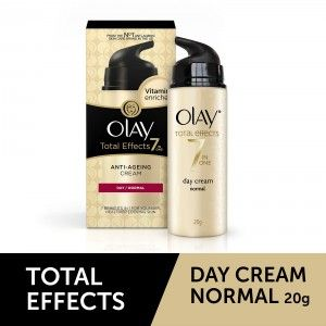 Buy Olay Total Effects 7 In One Anti-Ageing Skin Cream Day / Normal - Nykaa
